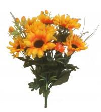 Slunečnice kytice