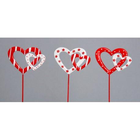 Srdce zápich - styl A