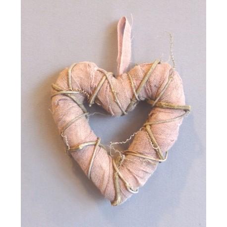 Srdce závěs