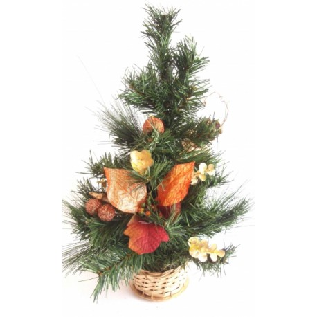 Stromeček zdobený - 38 cm