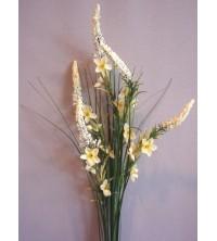 Tráva dekorační kvetoucí