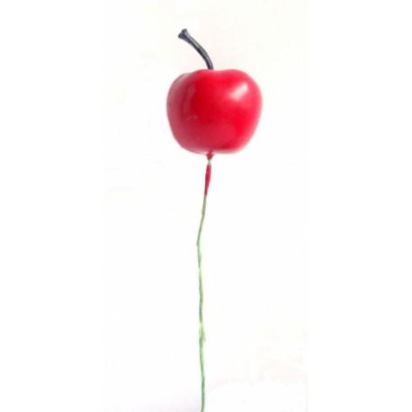 Jablíčko na drátě