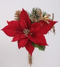 Vánoční kytička