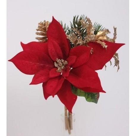 Vánoční kytičkaí