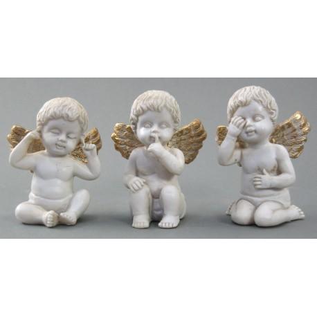 Anděl  - anděl nemluvím