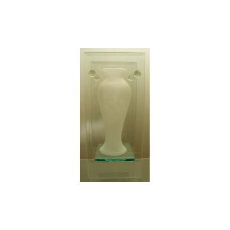 Váza lepená