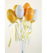 Vajíčko plast