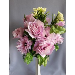 Gerbery, růže kytice