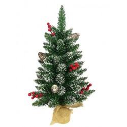Vánoční stromek zdobený malý