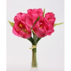 Tulipán svazek, 20cm