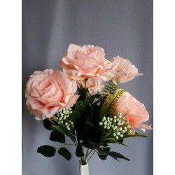 Růže-hortenzie kytice