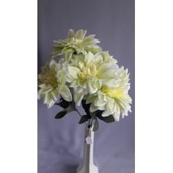 Jiřina kytice, 6 barev