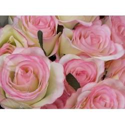 Růže, pugét, 3 barvy