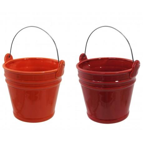 Kbelíček - b.červená